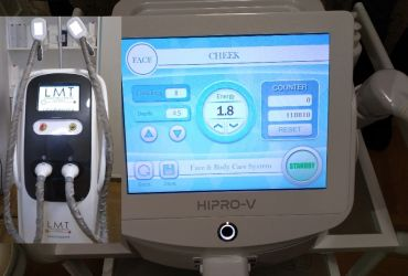 Operation of medical devices HiPRO-V and Lipofreeze 4D